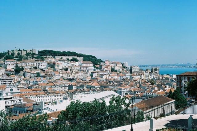 Região do Marquês de Pombal em Lisboa