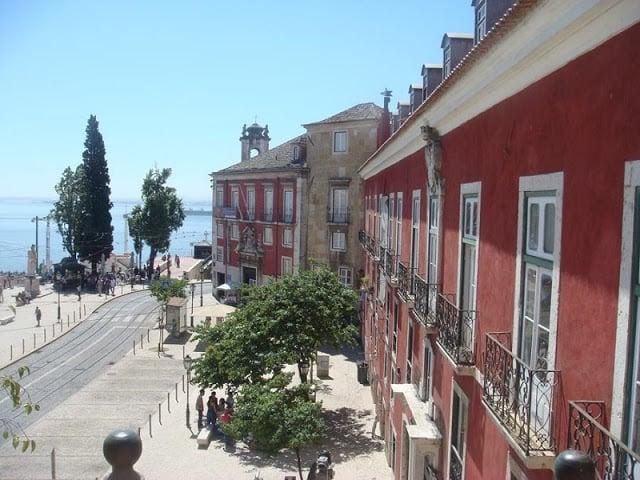 Embaixada em Lisboa