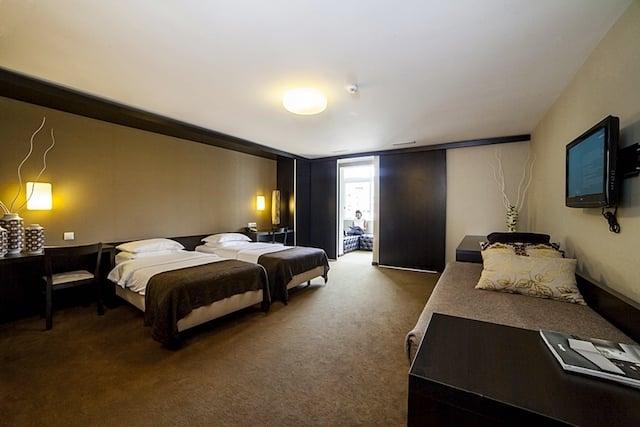 Hotel Expo Astoria em Lisboa - quarto