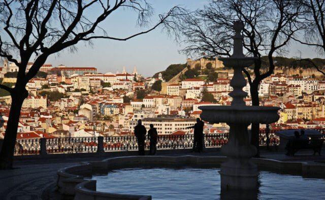 Bairro Príncipe Real em Lisboa