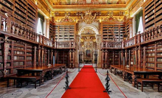 Biblioteca Joanina de Coimbra
