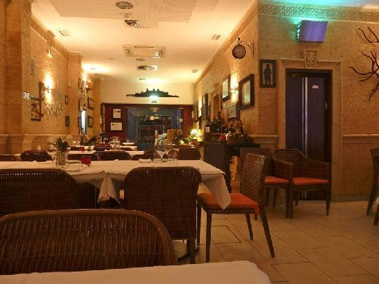 Restaurante Dona Elvira em Coimbra