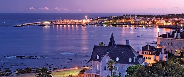 Ribeira do Porto à noite