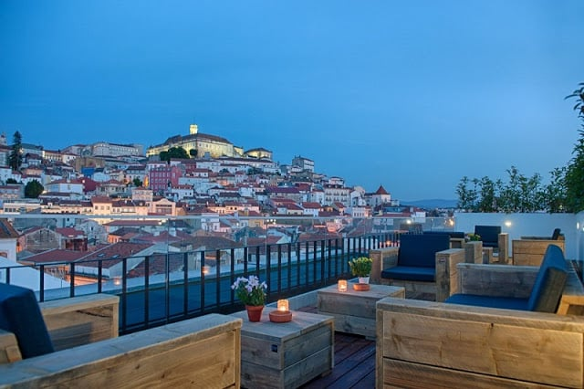 Hospedagem no centro de Coimbra
