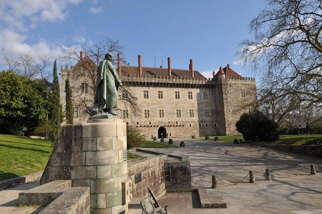 Guimarães - Paço dos Duques