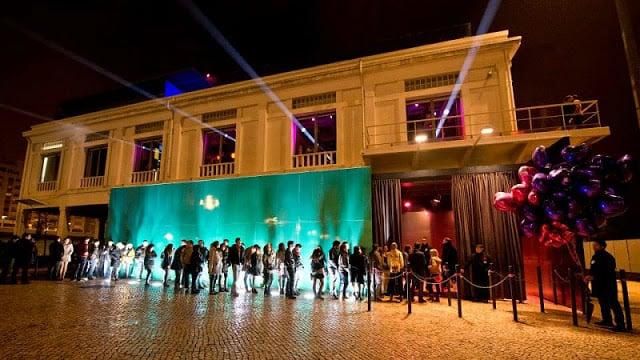 Balada LUX em Lisboa