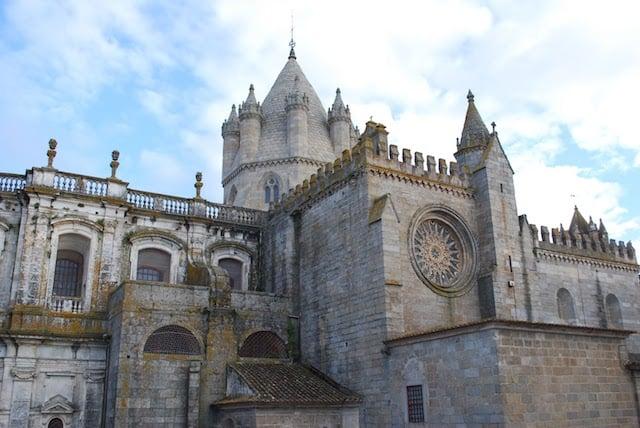 Catedral da Sé em Évora