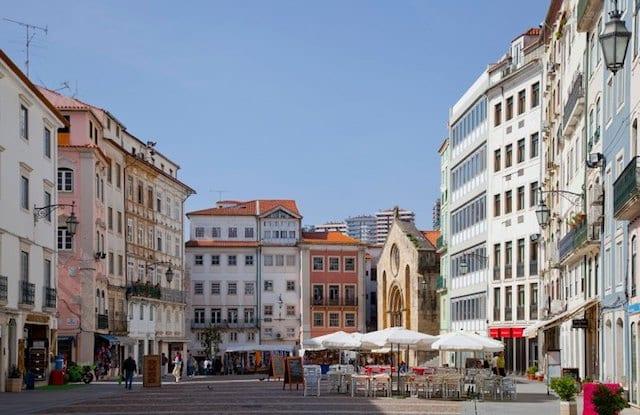 Roteiro de quatro dias em Coimbra