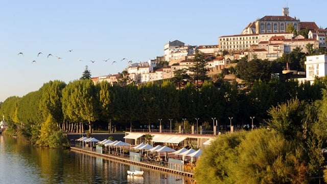 Roteiro de dois dias em Coimbra