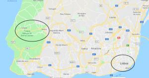 Regiões para se hospedar em Sintra - Lisboa