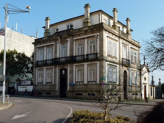 Fachada Museu Militar do Porto