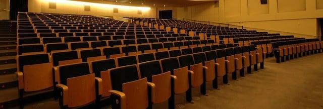Assentos Teatro Rivoli