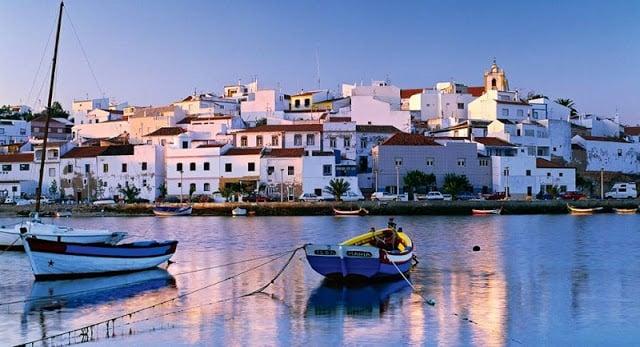 Paisagem de Faro