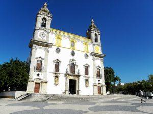 Igreja do Carmo em Faro