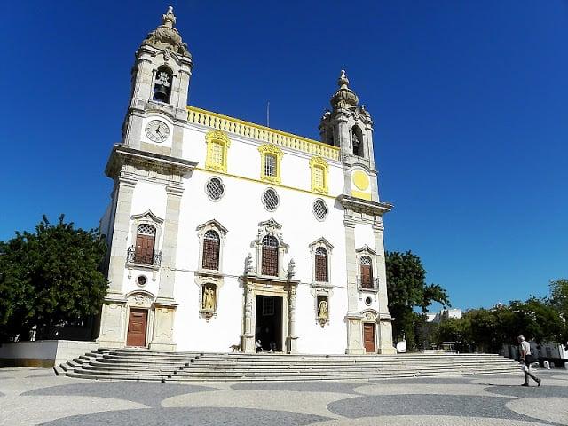 Capela dos Ossos em Faro
