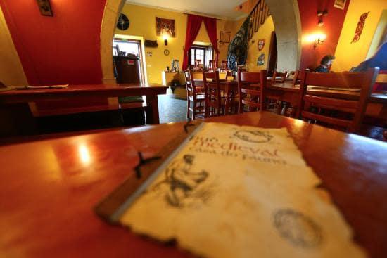 Pub Medieval Casa do Fauno em Sintra