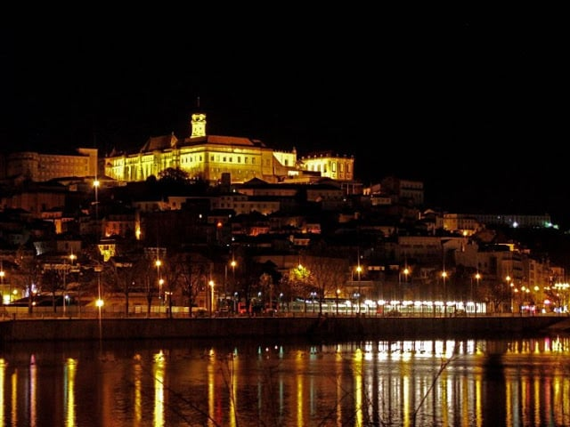 Bares em Coimbra
