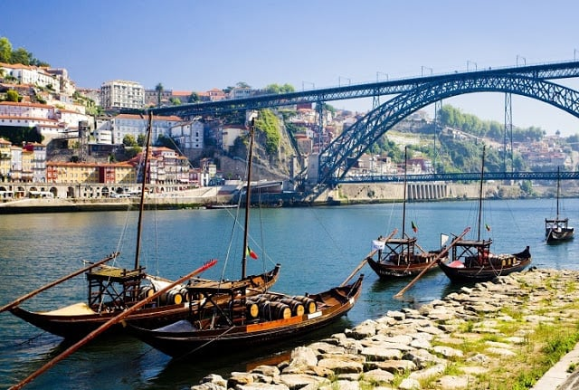 Shoppings no Porto