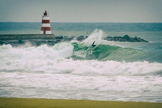 Surf em Portimão