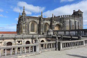 Convento da Ordem de Cristo - Tomar