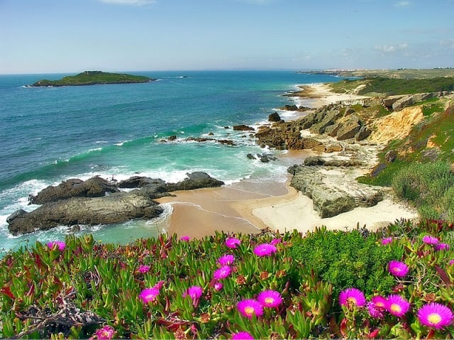 Praia da Ilha do Pessegueiro - Alentejo