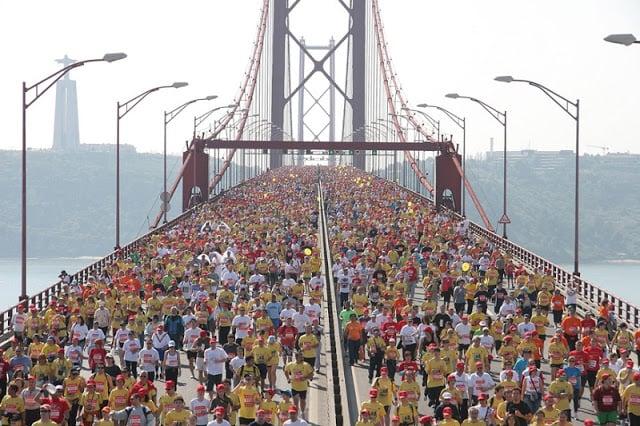 Calendários de corridas e maratonas em Portugal em 2016