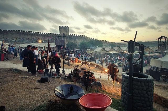 Feria Medieval de Óbidos