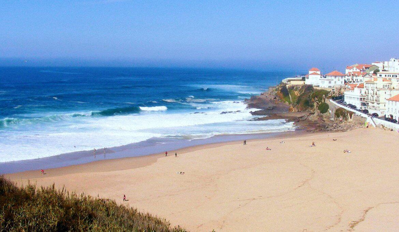Melhores praias em Sintra