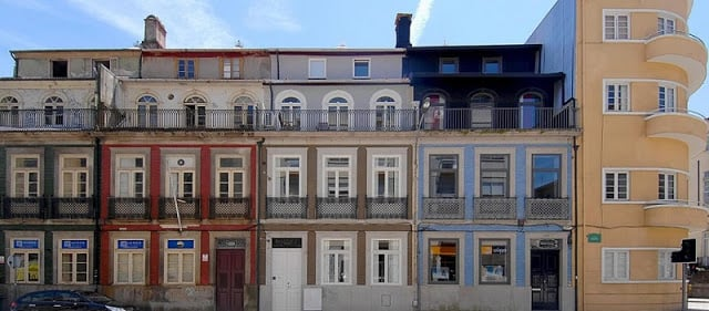 Hostels no Porto