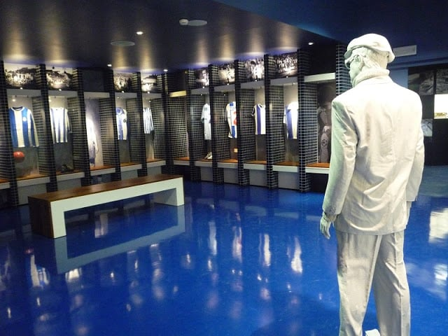 Exposição do Museu FC Porto