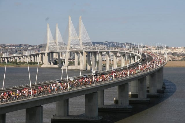 Corridas e maratonas em Portugal