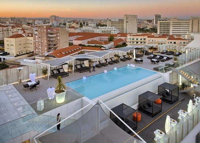 Melhores hotéis em Lisboa