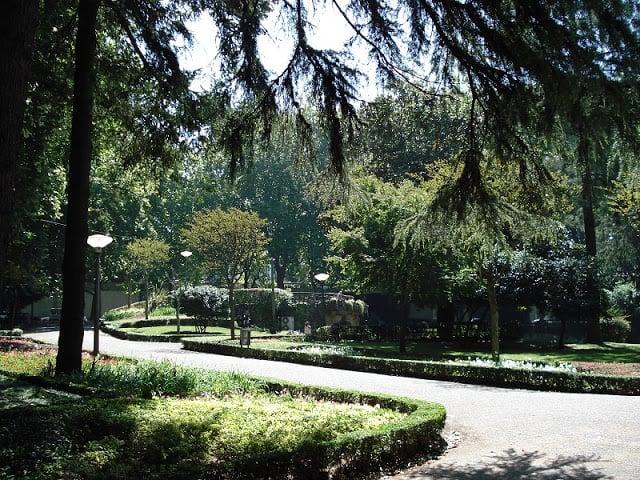 Parque em Paranhos