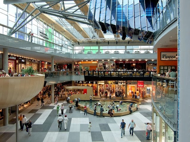 Centro Comercial Norte Shopping no Porto