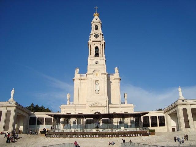 Santuário da Nossa Senhora do Rosário em Fátima