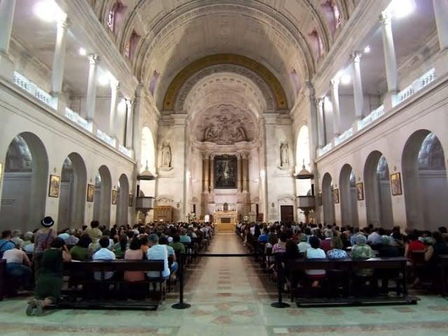 História da Basílica de Nossa Senhora do Rosário