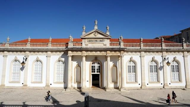 Museu da Ciência em Coimbra