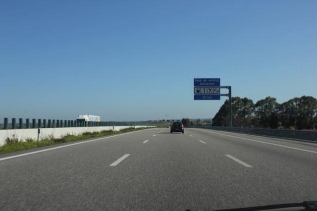 Roteiro de carro por Portugal