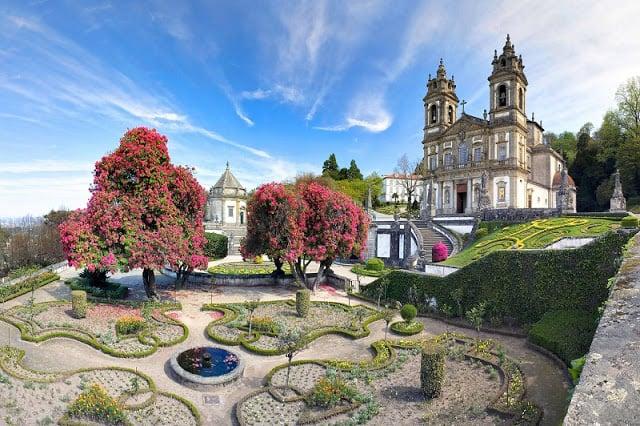 Braga - Santuário do Bom Jesus