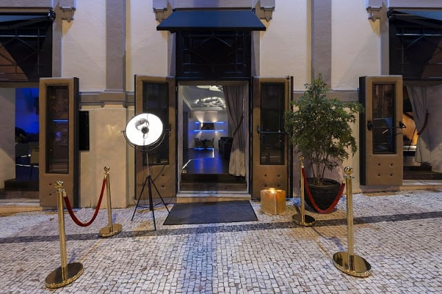Balada Olympia Club no Porto