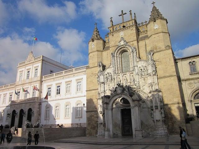 Igreja de Santa Cruz em Coimbra