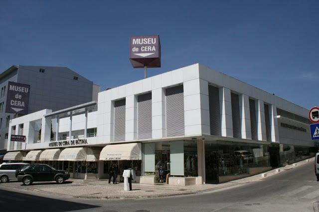Museu de Cera em Fátima
