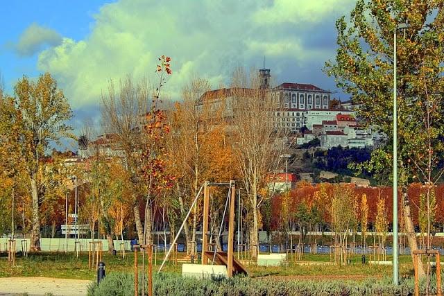 Outono em Coimbra