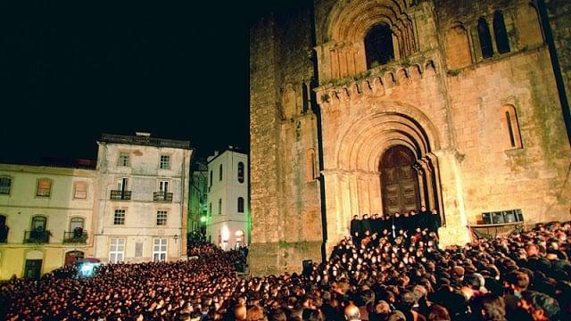 Queima das Fitas em Coimbra