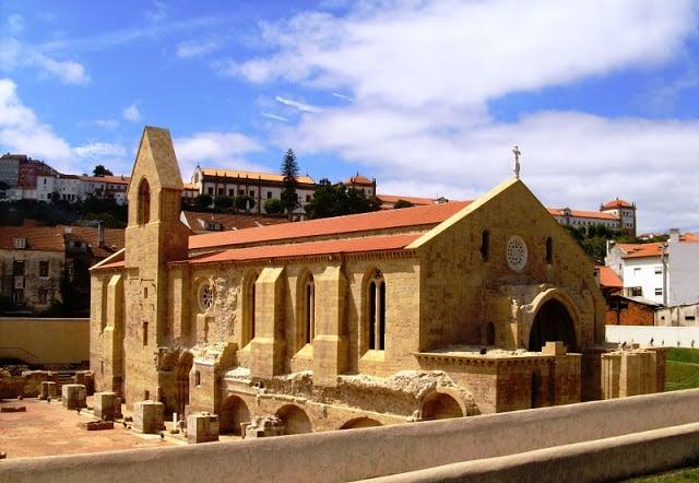 Mosteiro de Santa Clara a Velha em Coimbra