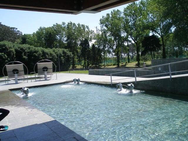 Pavilhão da Água - Parque da Cidade