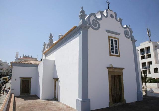 Igreja de Sant'Ana em Albufeira