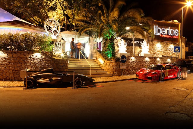 Balada Libertos Club em Albufeira
