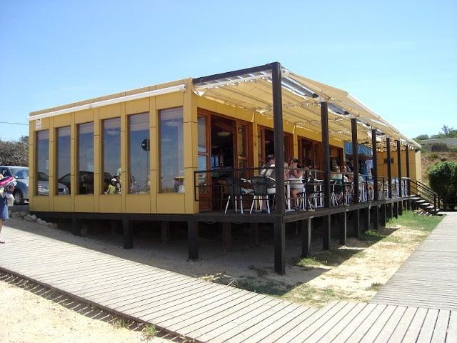 Restaurante Pedras Amarelas em Albufeira