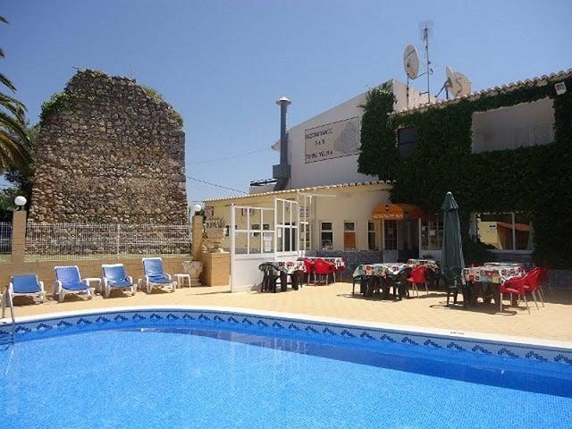 Restaurante Torre Velha em Albufeira